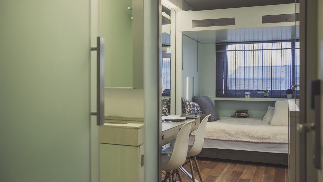 Compact Studio - The Stay Club Willesden - London Student Accommodation