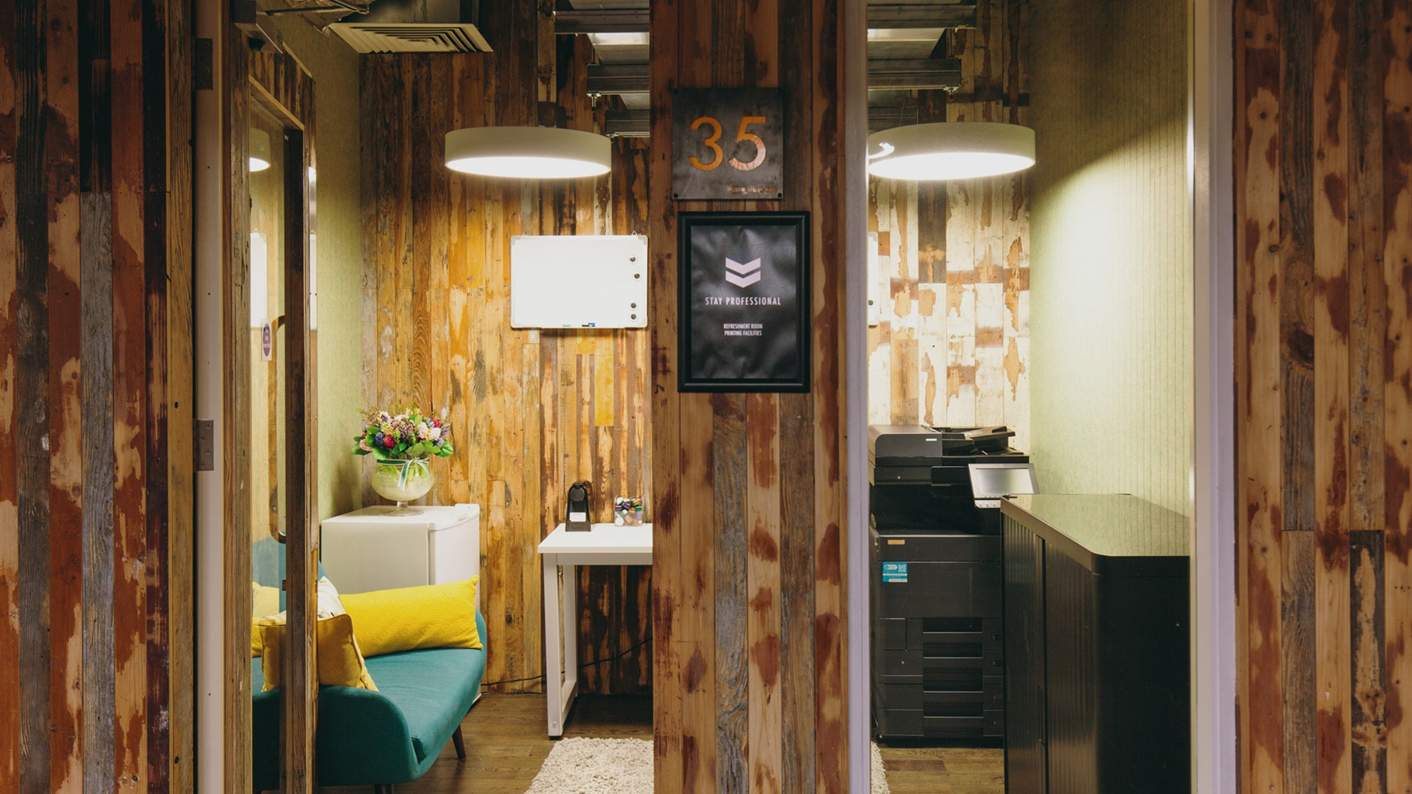 The Stay Club Colindale Co-Working Space