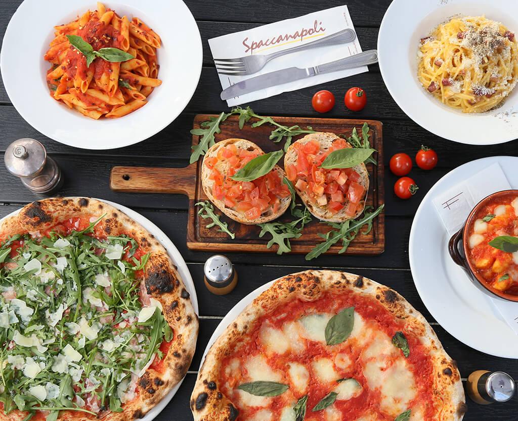 Spaccanapoli Pizzeria Colindale
