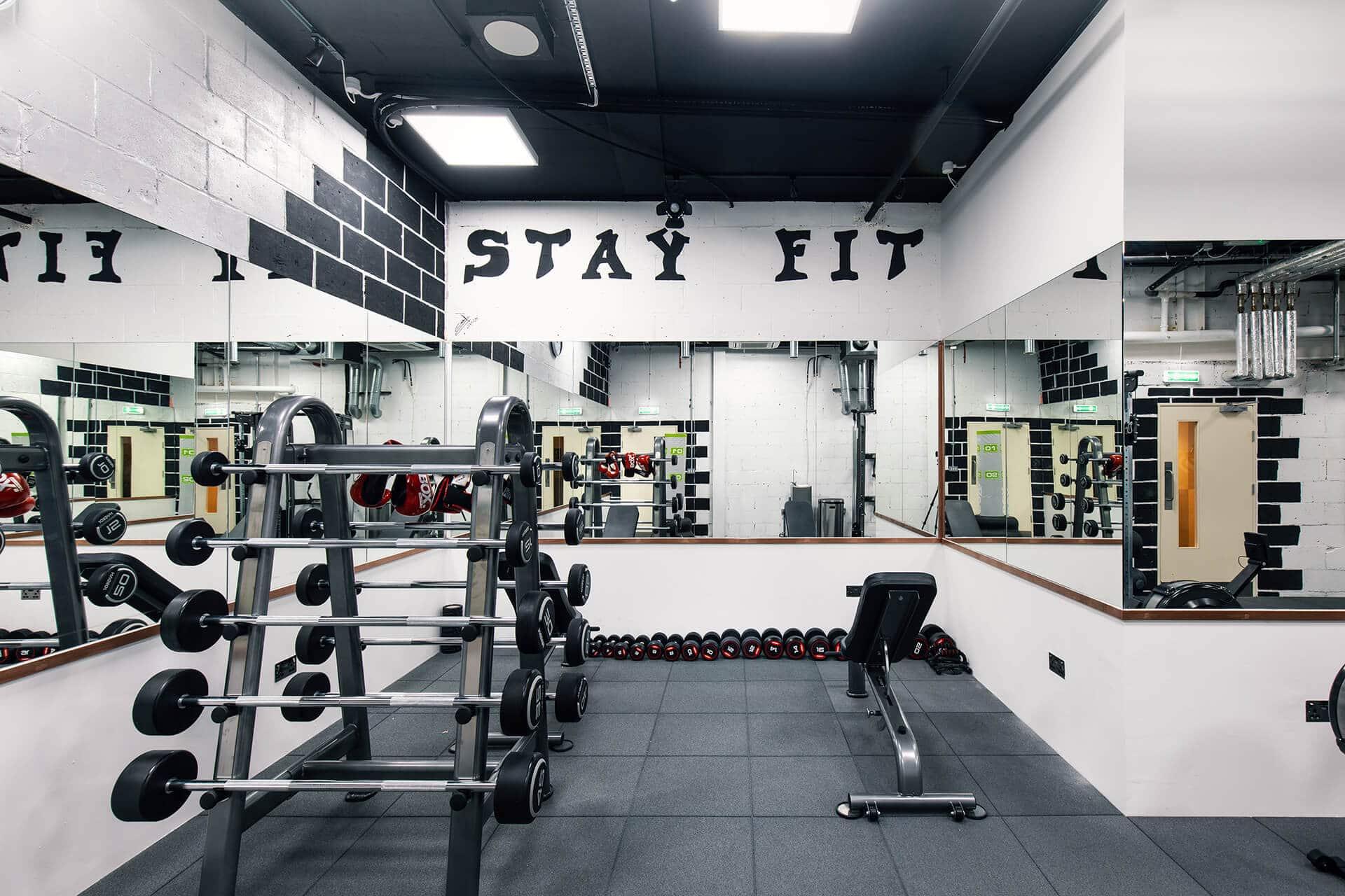 The Stay Club Camden - Gym