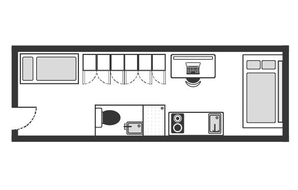 The Stay Club Kentish - Premium Studio