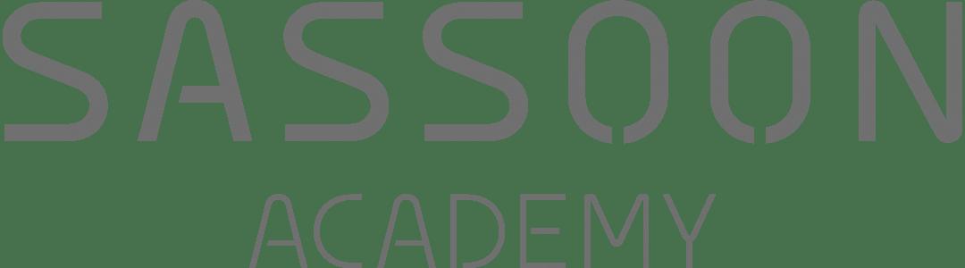 Sassoon academy logo