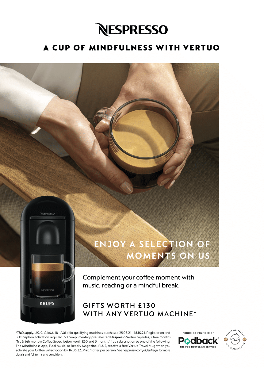 Nespresso Promo - The Stay Club